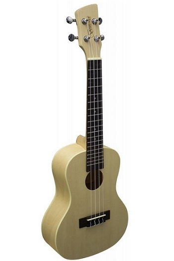 Brunswick BU5C Concert Ukulele  Blond Finish