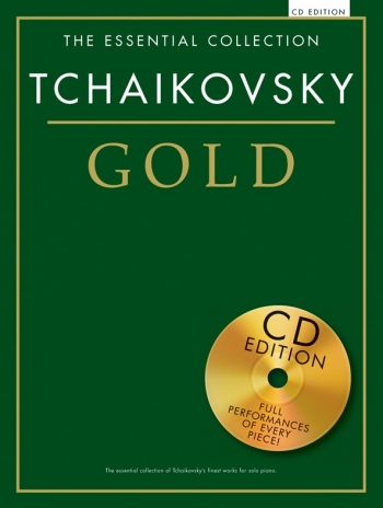 Essential Collection Gold: Book And CD: Piano (Chester Ed)
