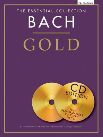 Essential Collection Gold: Book And CD: Piano (Chester)