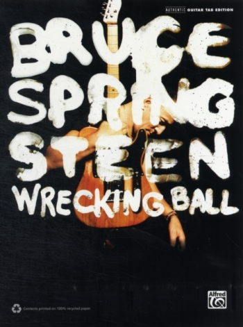 Bruce Springsteen: Wrecking Ball: Guitar Tab