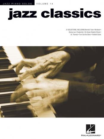 Jazz Piano Solos: Volume 14: Jazz Classics