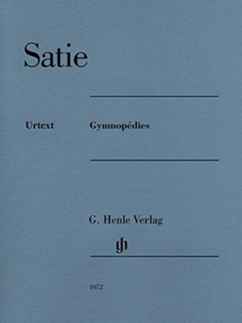 3 Gymnopedies: Piano (Henle Ed)