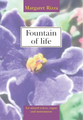 Fountain Of Life: Choral Single: Vocal Score: SATB