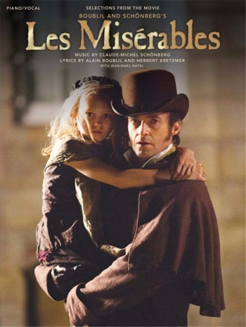 Les Misérables: Music From The Movie: Vocal Selections: Piano Vocal Guitar