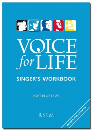 Voice For Life Workbook Light Blue Level