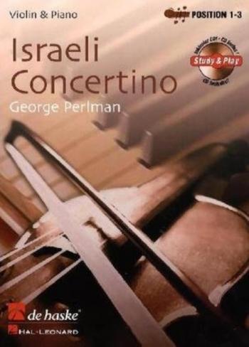 Israeli Violin Concertino: Violin & Piano (De Haske)