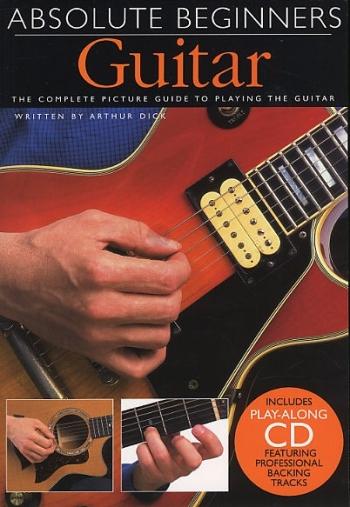 Absolute Beginners: Guitar: Compact Edition: Tutor: Bk & cd