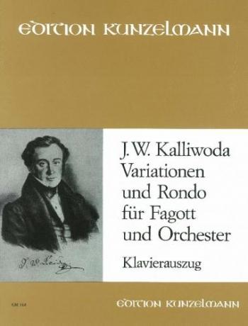 Variations And Rondo: Bassoon & Piano