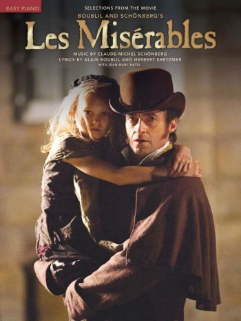Les Misérables: Music From The Movie: Vocal Selections: Easy Piano