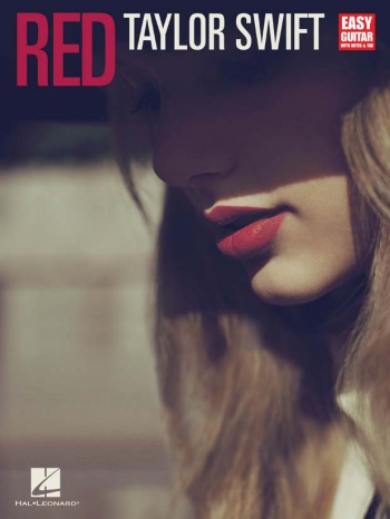Taylor Swift: Red: Easy Guitar: Album
