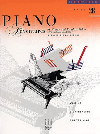 Piano Adventures: Theory Book: Level 2B