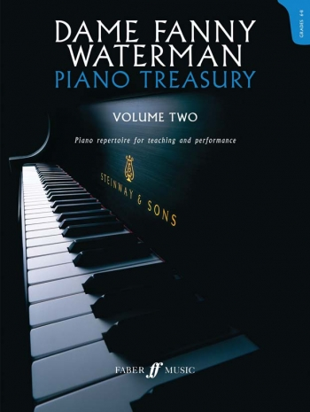 Dame Fanny Watermans Piano Treasury Vol 2: Piano Solo