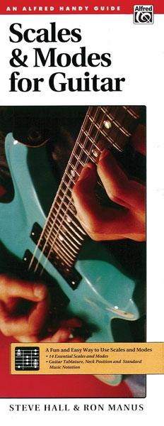 Scales And Modes For Guitar. Handy Guide (Instrumental Solo)