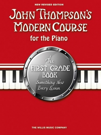 John Thompson's Modern Course First Grade - Book Only (2012 Edition)