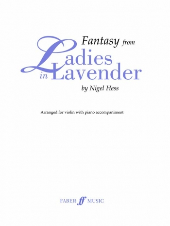 Fantasy From Ladies In Lavender: Violin And Piano