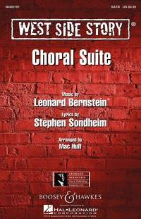 West Side Story Choral Suite: Vocal SATB