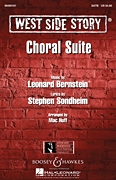 West Side Story Choral Suite: Vocal SAB
