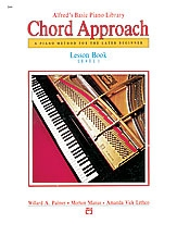 Alfred Chord Approach: Lesson Book: Level 1: Piano