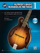 Alfreds Basic Mandolin Method Book 1: Book & Cd