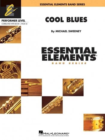 Essential Elements 200 Band Series: Cool Blues: Sc&Pts