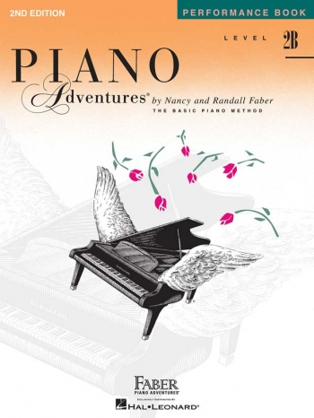 Piano Adventures: Performance Book: Level 2B