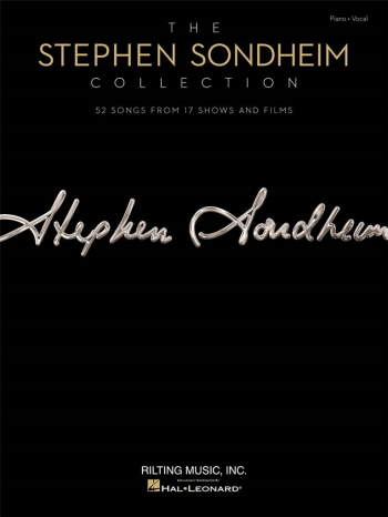 Sondheim: The Collection: Piano And Vocal