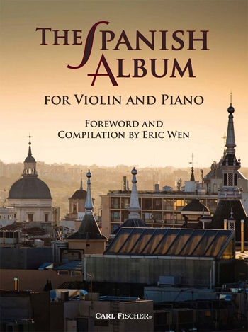 Spanish Album: Violin & Piano