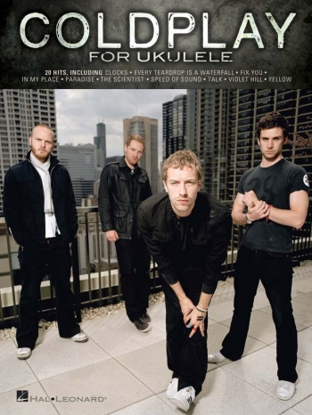 Coldplay For Ukulele: 20 Hits