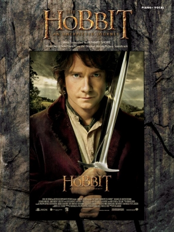 The Hobbit: An Unexpected Journey: Piano & Vocal