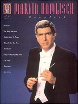 Marvin Hamlisch Songbook: Piano Vocal