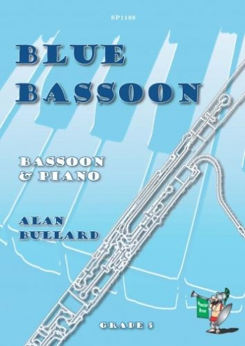 Blue: Bassoon: Bassoon And Piano (Spartan)