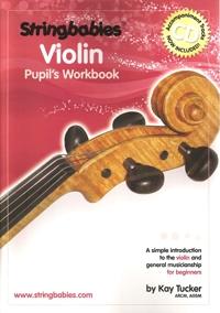 Stringbabies Violin Pupils Book: Book & Cd (Tucker)