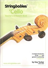 Stringbabies Cello Teachers & Parent Book (Tucker)