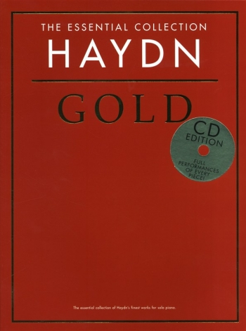 Essential Collection Gold: Book & Cd: Piano (Chester Ed)