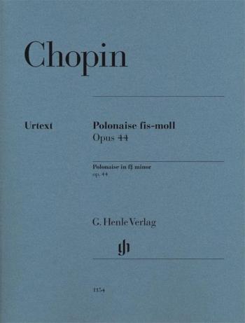 Polonaise Op.44  F# Major: Piano Solo (Henle)