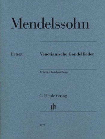 Venetian Gondola Songs: Piano Solo (Henle)