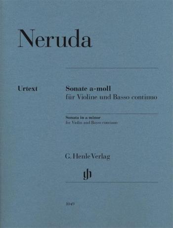 Sonatas In A Minor: Violin & Piano (Henle)
