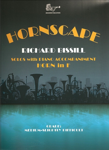 Hornscape: French Horn & Piano (Brasswind)