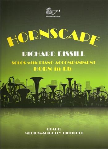 Hornscape: Eb Tenor Horn & Piano (Brasswind)