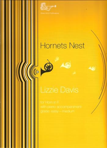 Hornets Nest: French Horn & Piano (Brasswind)