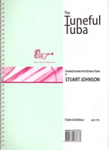 Tuneful Tuba: 8 Graded Studies: Tuba Treble Clef