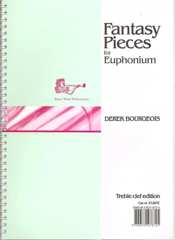 Fantasy Pieces: Euphonium: Treble Clef Edition (Brasswind)