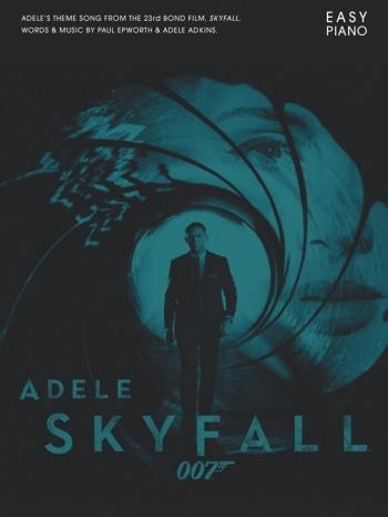 Adele: Skyfall - James Bond Theme Single; Easy Piano
