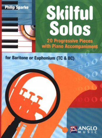 Skilful Solos: Euphonium (bass Clef And Treble Clef) (sparke)