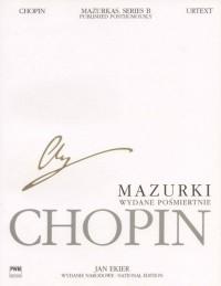 Mazurkas: Series B: Vol. 25: Piano