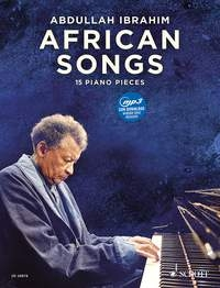 African Songs: 15 Piano Pieces