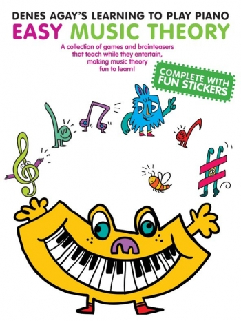 Learning To Play Piano: Easy Music Theory
