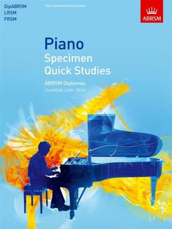 ABRSM: Piano Specimen Quick Studies