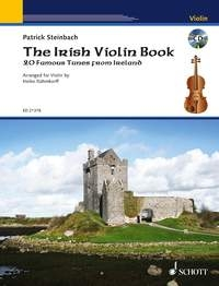 The Irish Violin Book  Violin Book & Cd