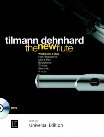 The New Flute With DVD: Workbook With DVD